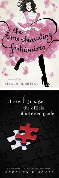 Time-Traveling Fashionista The Twilight Saga The Official Illustrated Guide