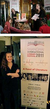 Tove Appelgren Shanghai 24.3.2011