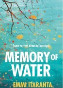 Itaranta_Memory of Water_HarperCollins_English paperback cover
