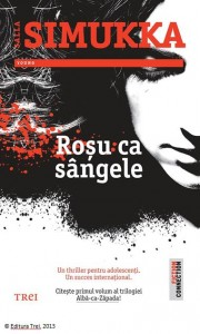 Simukka_Punainen kuin veri_Romania_teksti alla