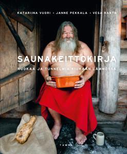 Vuori Pekkala Ranta_Saunakeittokirja_kansi