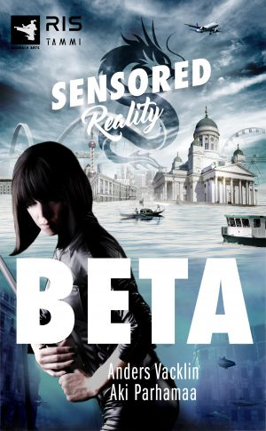 Sensored Reality Beta Finnish cover