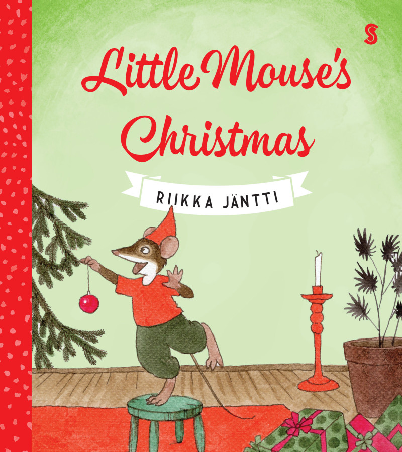 AUS cover Little Mouse's Christmas